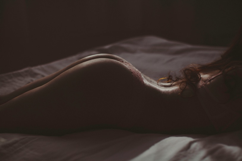 erotic and sensual boudoir photography in San Francisco Bay area by heather elizabeth